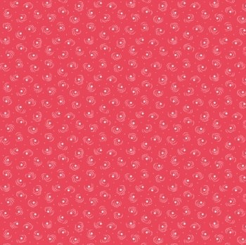 Constellation in red new forest fabrics for Constellation fleece fabric