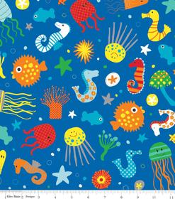 In the Ocean - Lesley Grainger