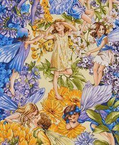 Flower Fairies - Michael Miller