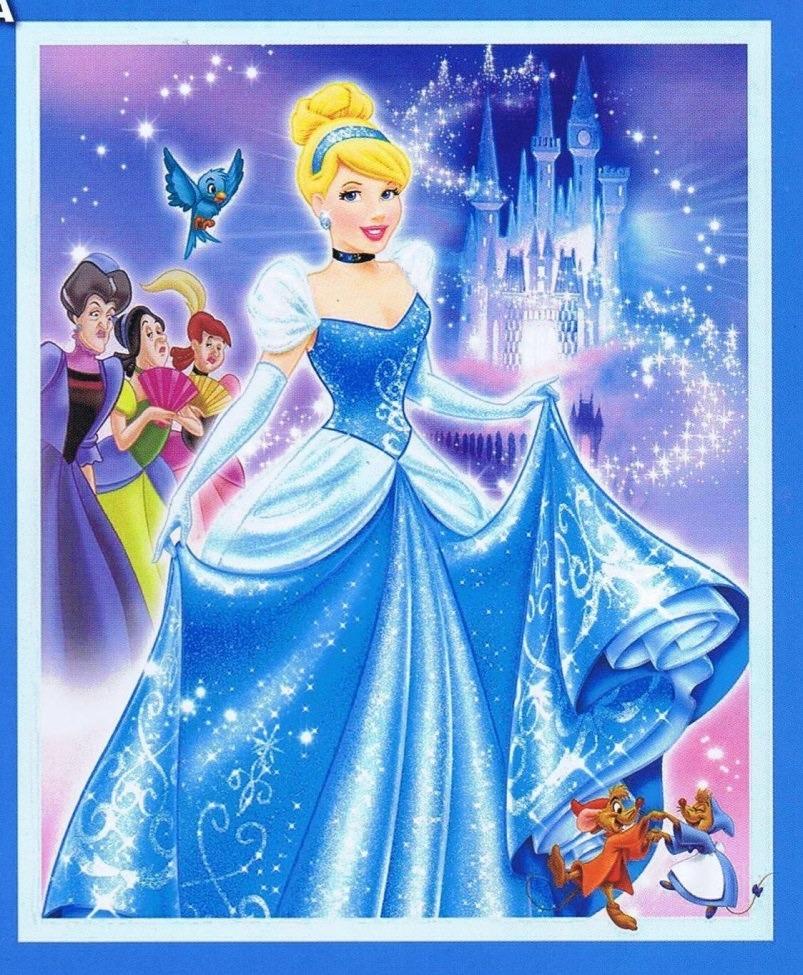 Cinderella Panel New Forest Fabrics