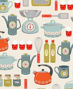 Lila's Kitchen - Makower UK