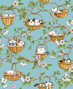 Cats in the Garden - Anita Jeram