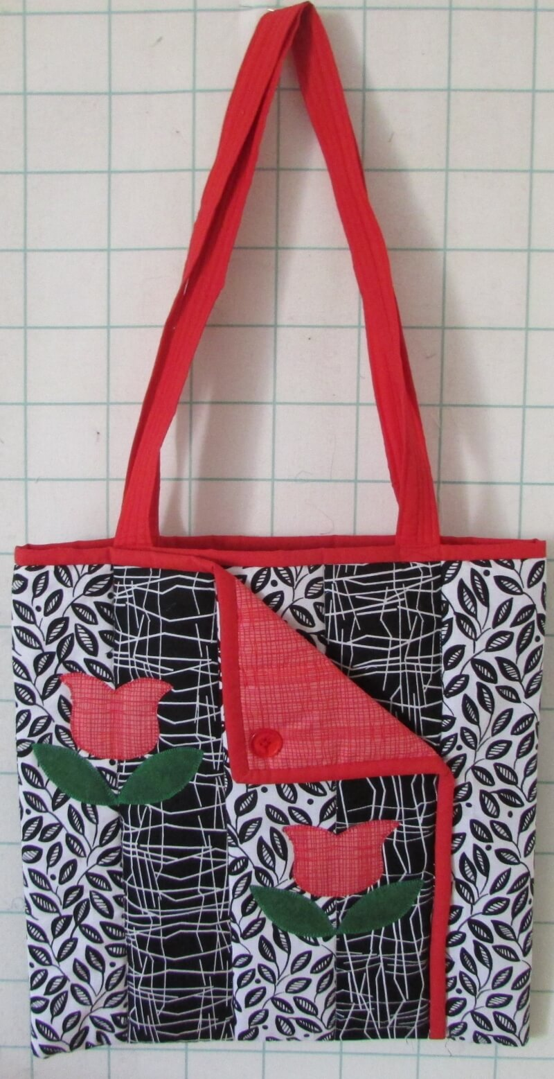 Tulip Bag New Forest Fabrics
