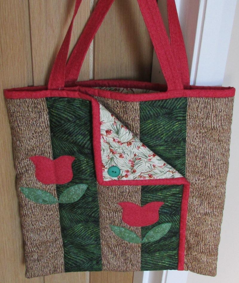Tulip Bag New Forest Fabrics