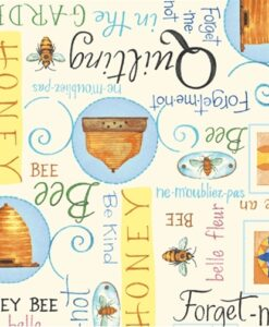 Quilting Bee by Michelle Palmer