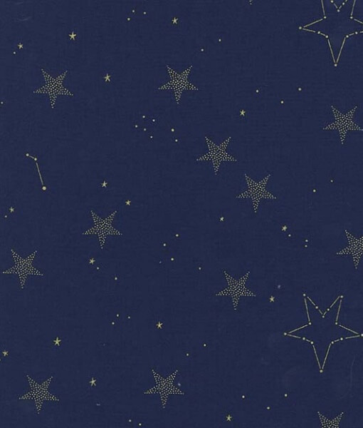 Lucky Stars in Navy MD7194