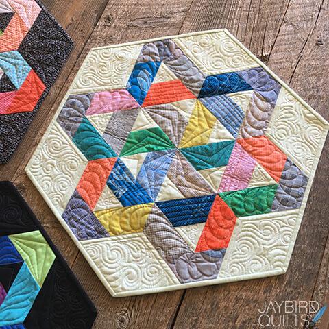 Gazebo Table Topper Pattern New Forest Fabrics