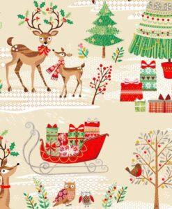 Traditional Christmas 2017 - Makower UK