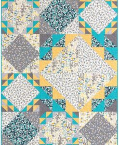 Robin, One Piece Quilt Kit - Valori Wells