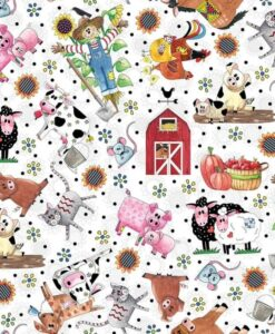 Patchwork Farm - Desiree Designs