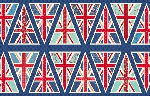 Union Jack Bunting - 988.1