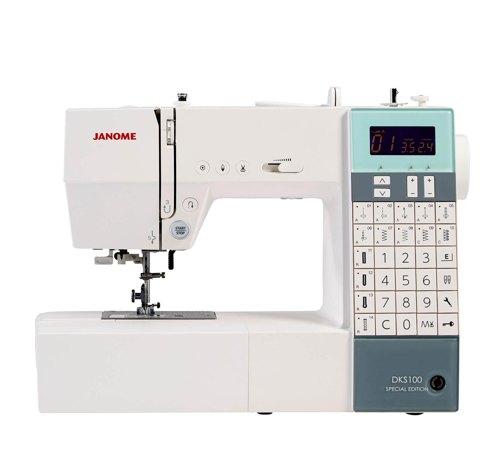 quilt picture of janome brother machine sewing quilting en