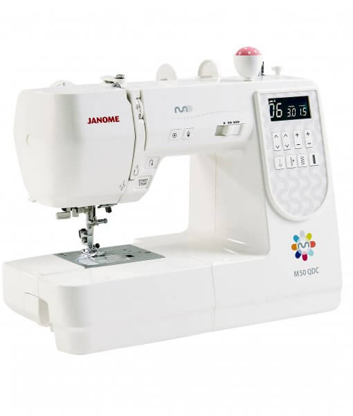 Janome M50 Qdc Sewing Machine New Forest Fabrics