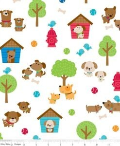Puppy Love - Doodlebug Designs for Riley Blake