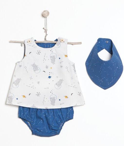 Katia Sewing Patterns - Top, Knickers and Bandana Bib - New Forest ...