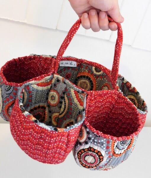 Beth Studley - Honeycomb Basket