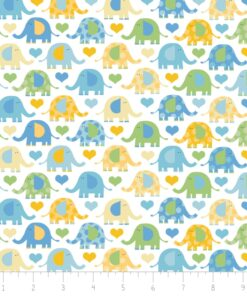 Nursery Flannels - Camelot Fabrics