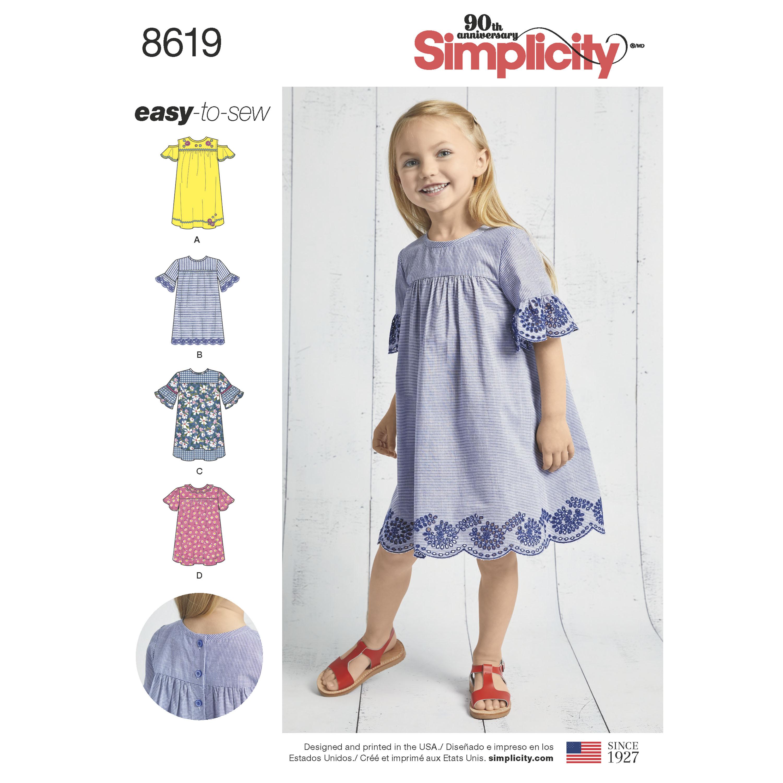 Easy Dress Sewing Patterns Uk | Saddha