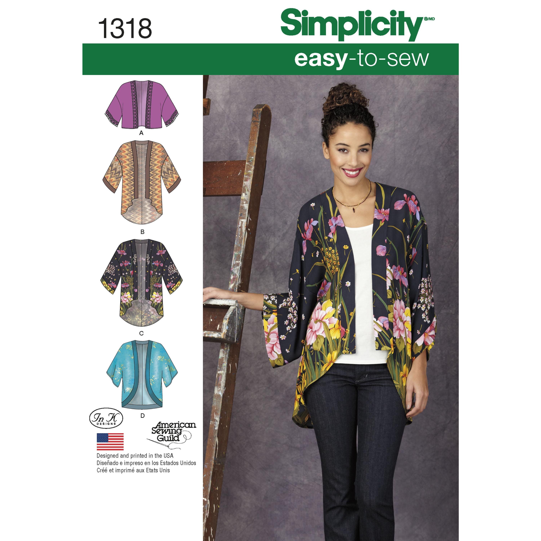 Women's Kimono Jackets