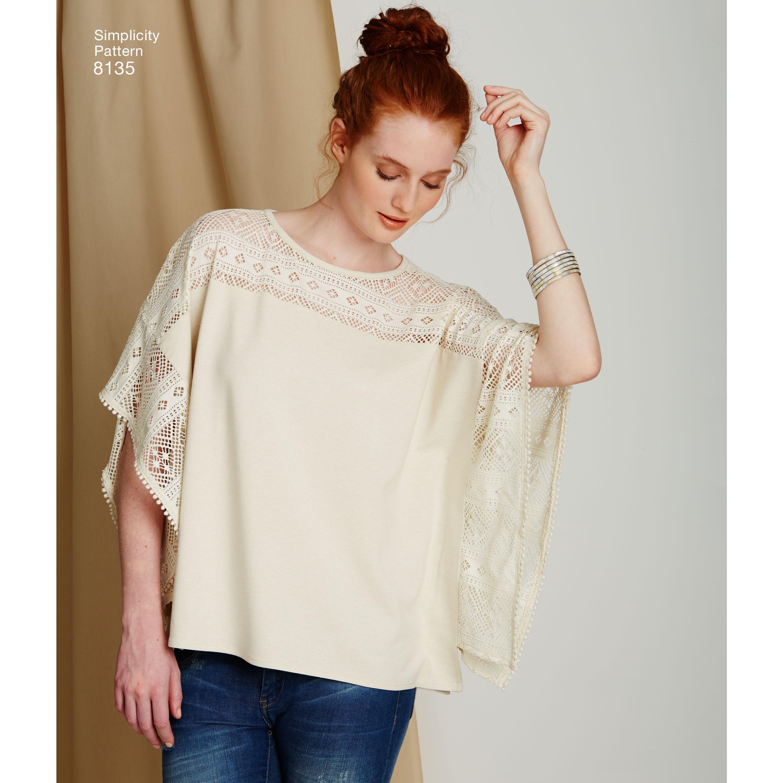 Easy Tunic Sewing Pattern Uk