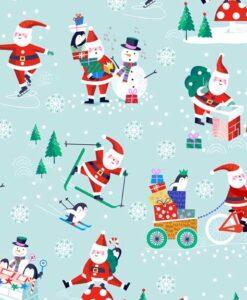 Jolly Santa - Makower UK