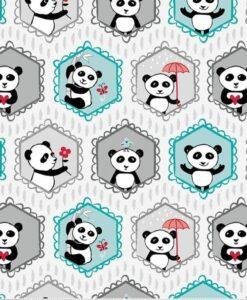 Panda Love - Kelly Panacci for Riley Blake Designs