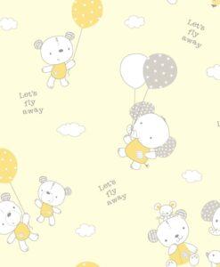 Les Enfants (Flannel) - P and B Textiles