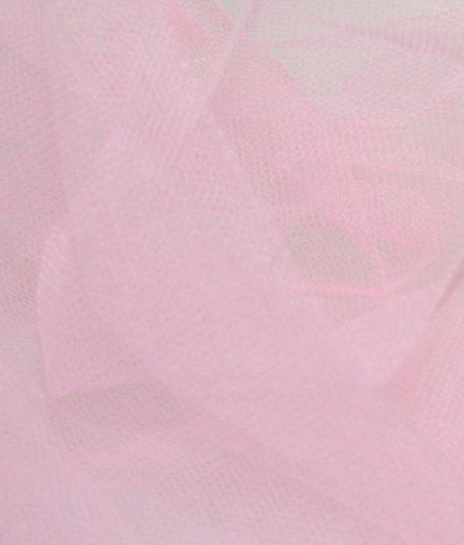 Dress Net - Rose Pink