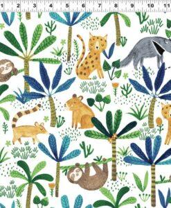 Jungle Fever - Rebecca Jones for Clothworks