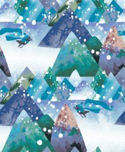 Winter Love - Marsha D'yans for Clothworks