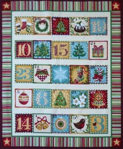 Christmas - Advent Calendars, Stockings, Panels & Bunting